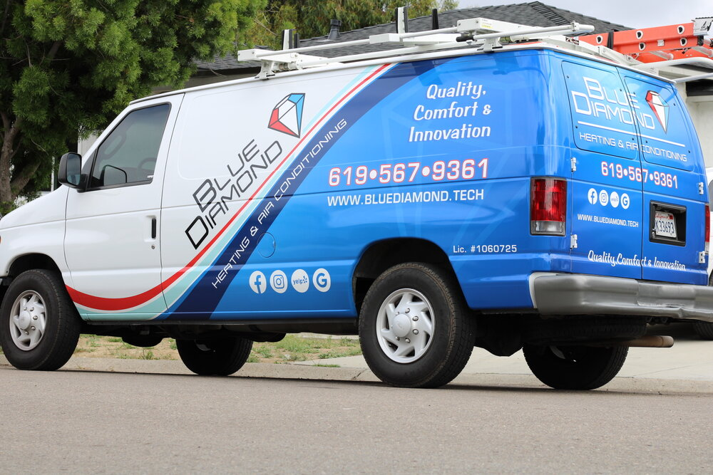 San Diego HVAC Services | Blue Diamond Heating and Air