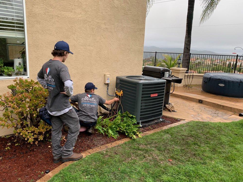 air conditioner repair san diego