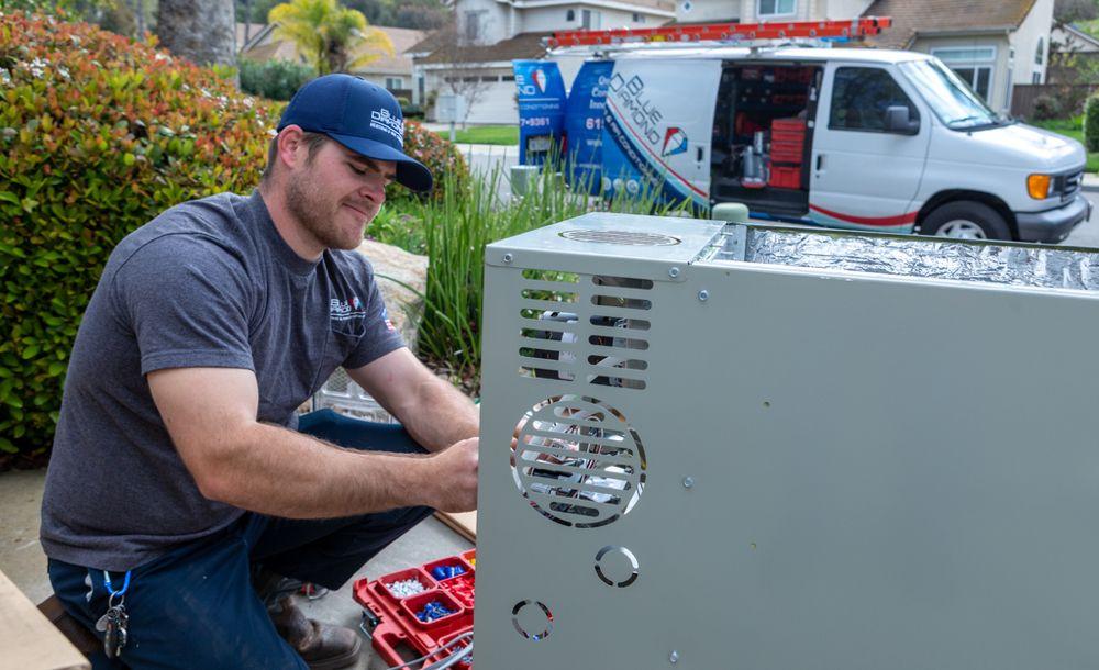 air conditioner installation san diego county