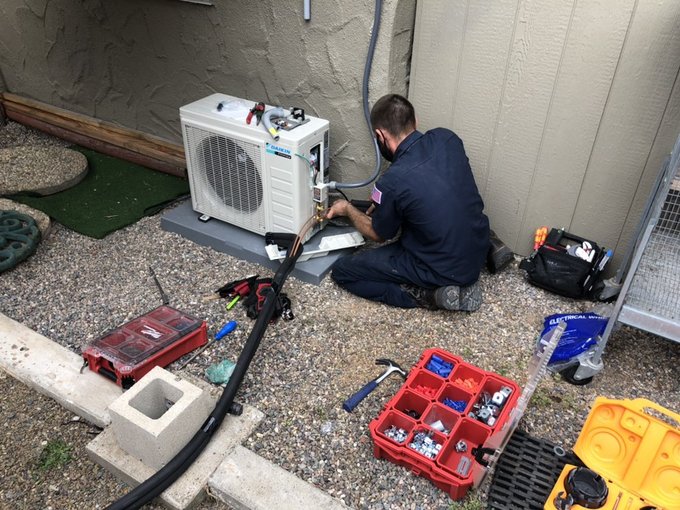 repairing air conditioner in san diego county