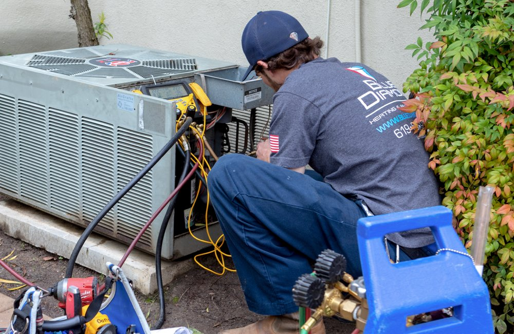 ac replacement and installation san diego