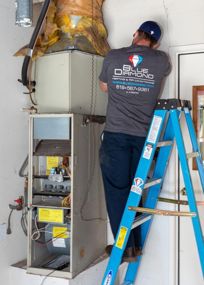 air conditioner hvac technician in san diego